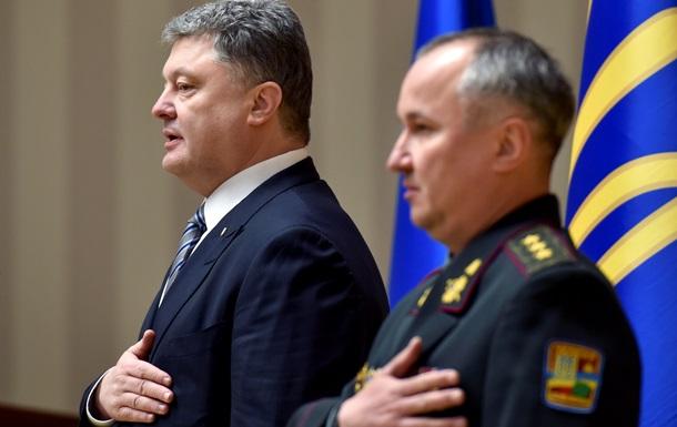 Грицак подтвердил, что Порошенко ночью приезжал вСБУ