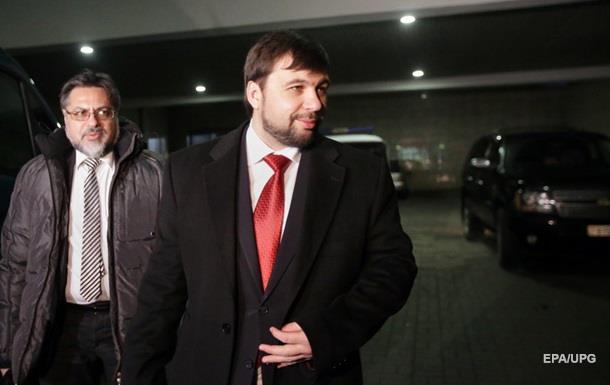 Денис Пушилин: Ситуация под Дебальцево изменяется