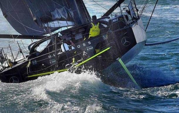 Рекорд. Француз проплыл вокруг света за 49 дней