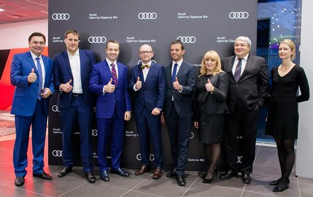 Максим Шкиль: «Модельный ряд марки Audi в Украине станет идентичен немецкому»