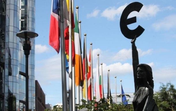 Украина получила от Евросоюза 55 миллионов евро