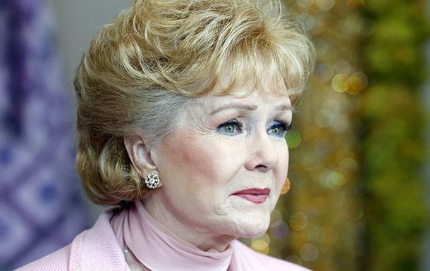 В США скончалась мать актрисы Кэрри Фишер