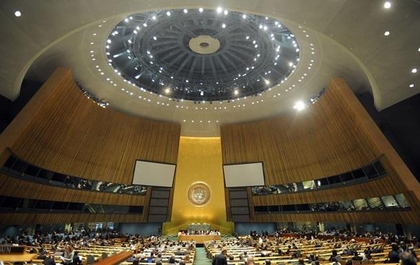 Киев требует отООН усилить давление на РФ