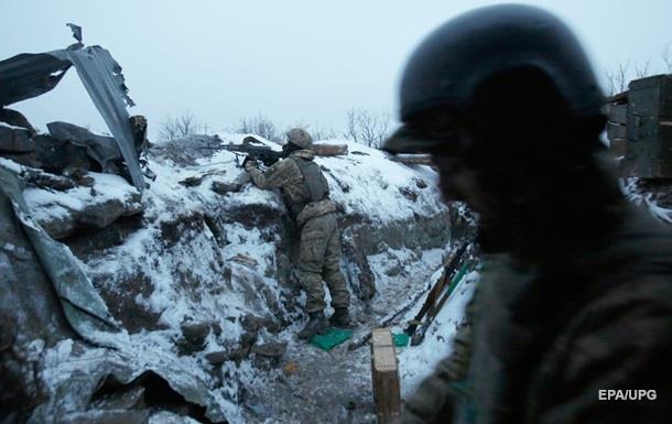 Завчерашний день боевики 44 раза обстреляли позиции сил АТО,