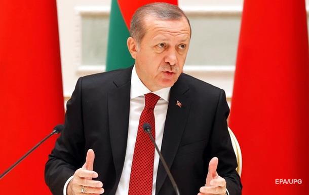 Парламент Турции принял поправки вконституцию, расширяющие полномочия президента