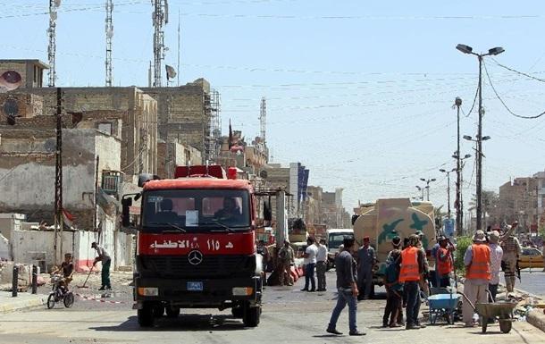 Как минимум 20 человек погибли при взрыве навостоке Багдада