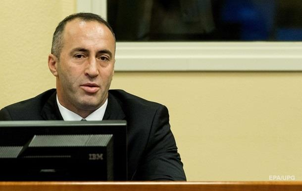 Прежнего главу руководства Косово арестовали воФранции