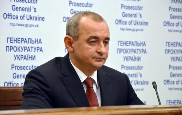 Ввоенной прокуратуре государства Украины отчитались заработу, проделанную втечении следующего года