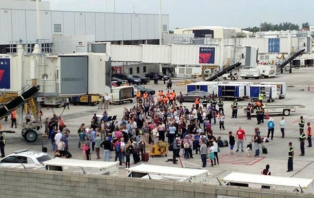 Неизвестный застрелил 5 человек ваэропорту Форт-Лодердейл воФлориде