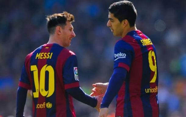 Футболисты «Барселоны» непримут участия вцеремонии вручения наград ФИФА