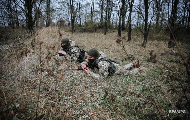 Штаб: Стремя военнослужащими взоне АТО потеряна связь