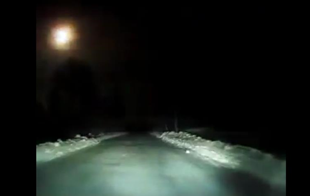 Внебе над Архангельской областью взорвался метеорит