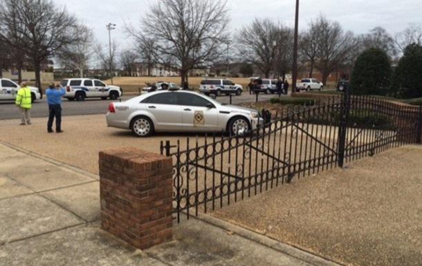 Это похоже назахват заложников— институт Алабамы