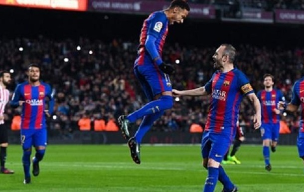 «Барселона»— «Атлетик»: коэффициент 3,10 нагол Аритца Адуриса