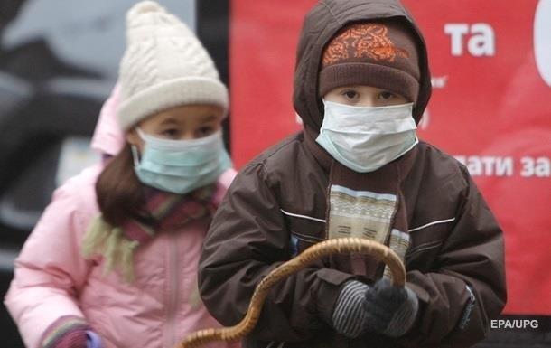 Вторая волна гриппа в Украине продлится до апреля