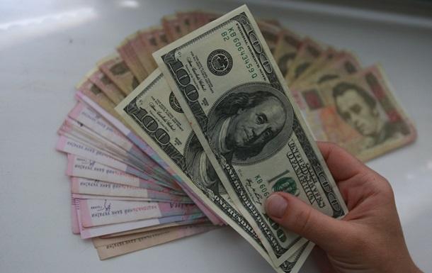 Украинцы в 2016-м продали валюты больше, чем купили