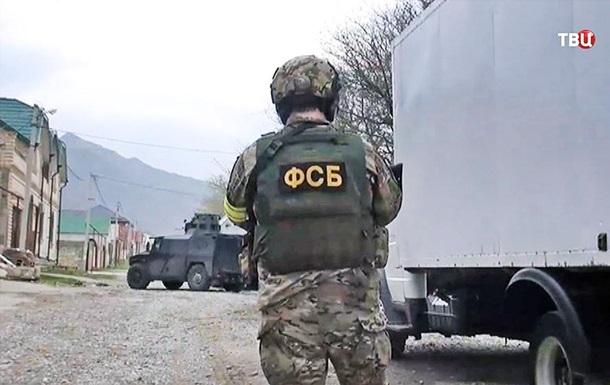 ФСБ вКрыму задержала активиста Украинского культурного центра