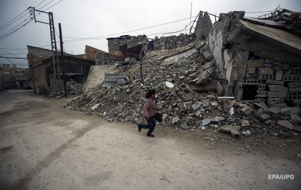 СМИ: Со стороны Израиля обстреляли аэропорт в Дамаске