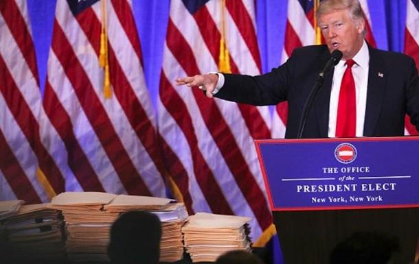 Трамп представит собственный отчет окибератаках наСША