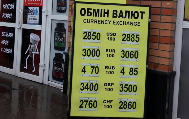 Курс валют на 16.01.2017