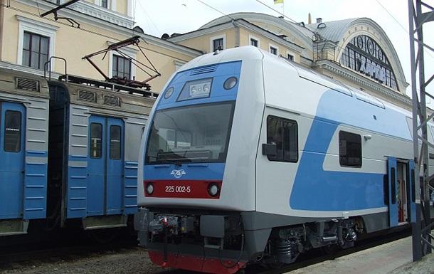 НаХарьковщине мужчина умер отудара обпоезд
