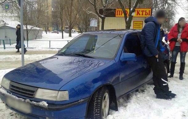 ВХарькове злоумышленники похитили женщину, чтобы обменять еенаавтомобиль
