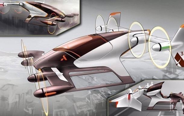 Airbus испытает летающее авто до конца года