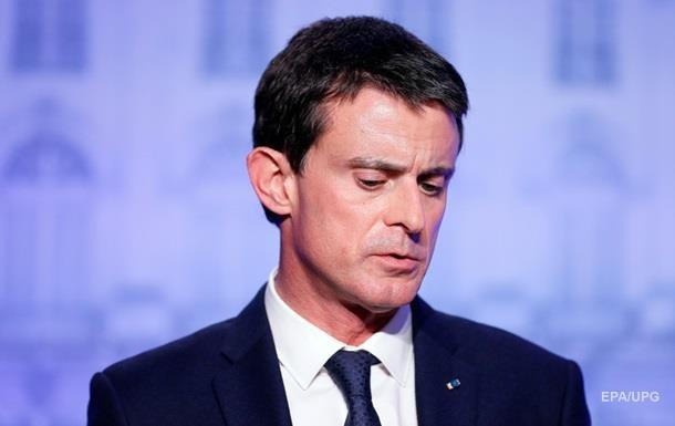 Во Франции неизвестный дал пощечину кандидату в президенты