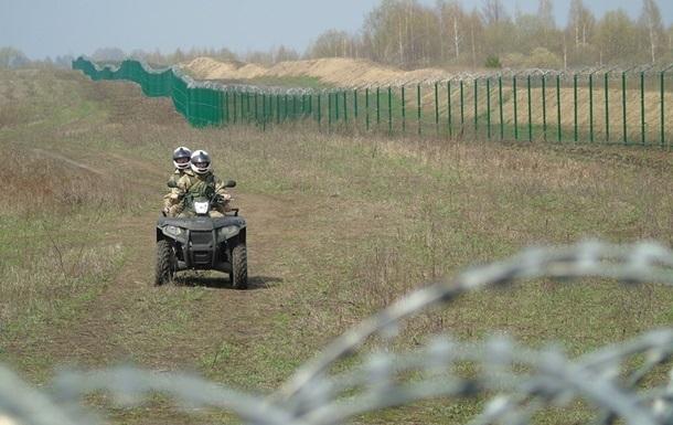 Вгосударстве Украина остановлено строительство «Стены» награнице сРоссией из-за нехватки денежных средств