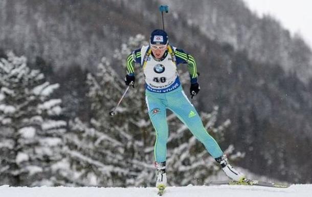 Немецкая биатлонистка Дальмайер выиграла персональную гонку наэтапеКМ вАнтхольце