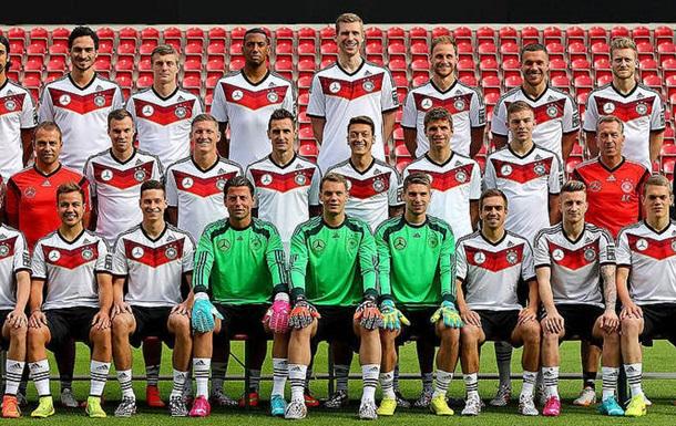 Германия подаст заявку напроведение чемпионата Европы пофутболу 2024 года— DFB