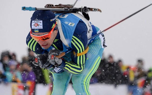 Антон Шипулин победил в особой гонке наэтапе Кубка мира побиатлону
