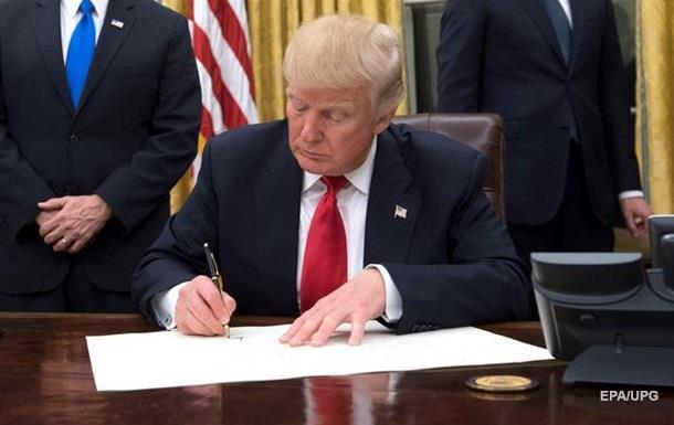 Первым своим указом Дональд Трамп «облегчил бремя Obamacare»