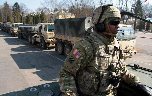 Дорогу в Польшу засыпало американскими снарядами