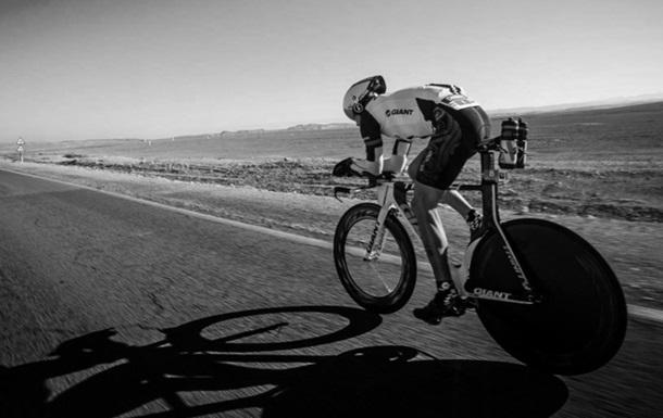 31-летний украинский велогонщик скончался отсердечного приступа