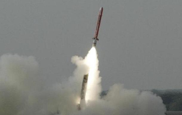 Пакистан испробовал ракету, способную нести ядерный заряд