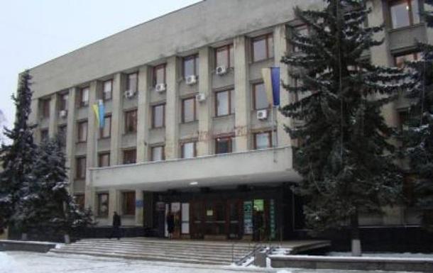 ВУжгородском горсовете генпрокуратура проводит обыски поделу овзятках