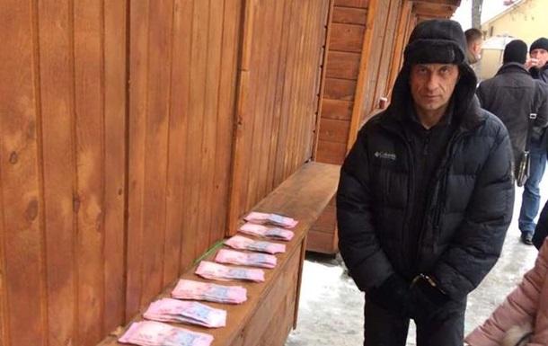 Вице-мэра Ужгорода разоблачили навзятке— Луценко
