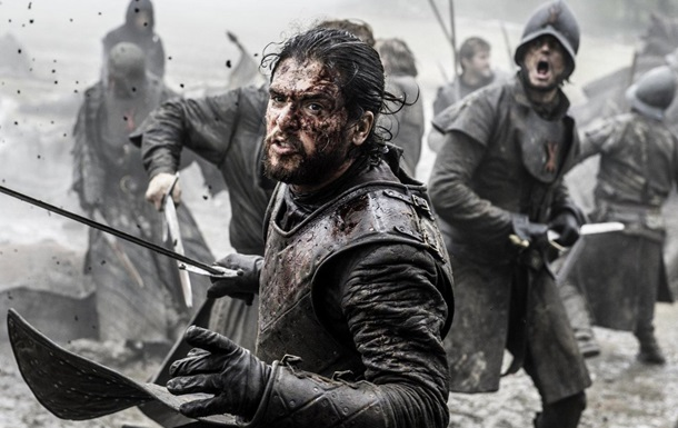 ВИсландии идут съемки седьмого сезона «Игры престолов»