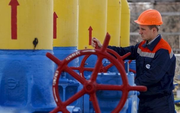 Отбор газа изукраинских ПХГ увеличен практически вполтора раза