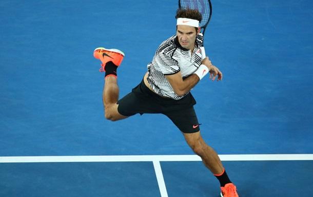 Федерер одержал победу «швейцарское дерби» австралийского «Шлема»