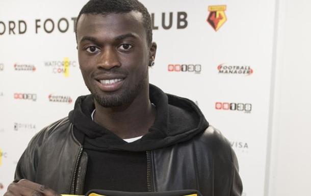 «Милан» отдал нападающего Ньянга варенду вфутбольный клуб «Уотфорд»