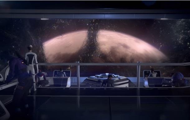 В трейлере Mass Effect: Andromeda показали злодея