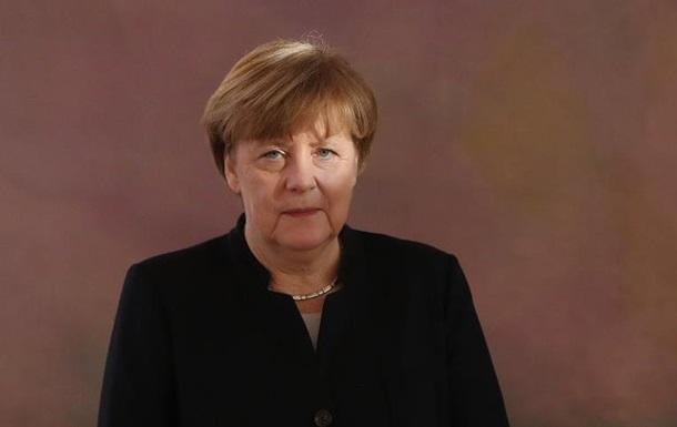 Трамп иМеркель сообщили онеобходимости скоординированной работы для борьбы стерроризмом