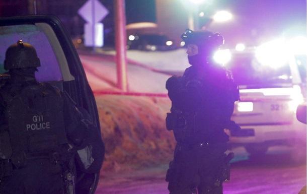 В канадской мечети погибли шесть человек