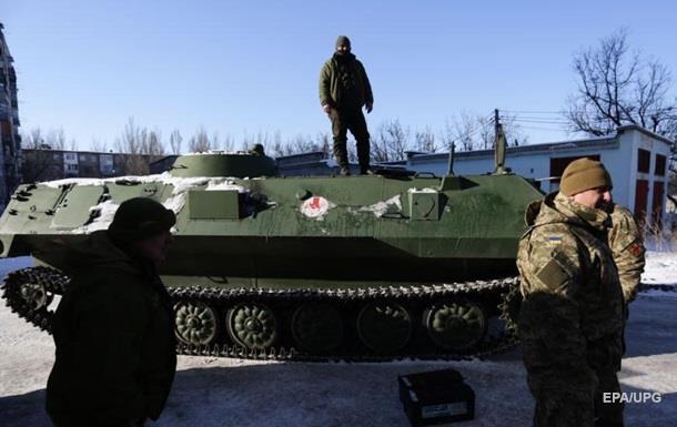 Хуг: ВДонбассе засутки зафиксировано 2260 нарушений «перемирия»