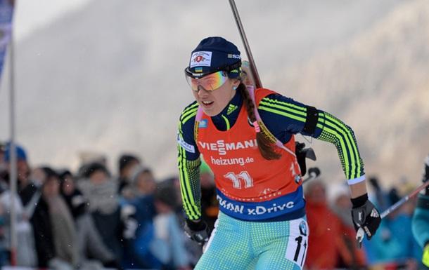 Биатлонистка Джима признана лучшей спортсменкой января вгосударстве Украина