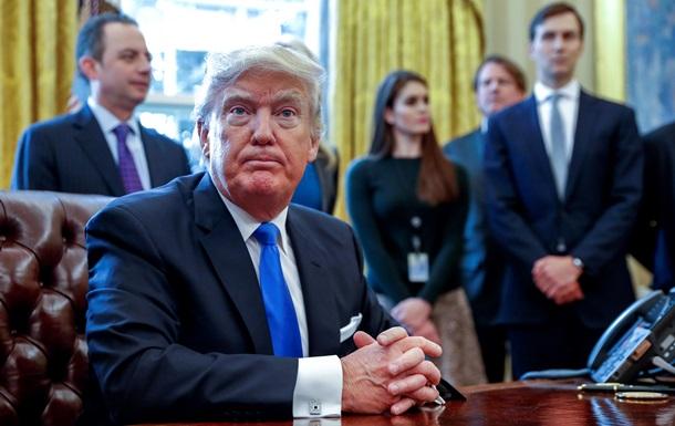 Трамп следит заситуацией вДонбассе— Белый дом