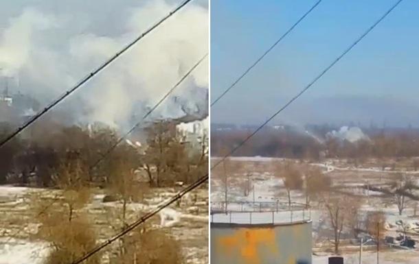 Bellingcat показал места запуска Градов в Донецке