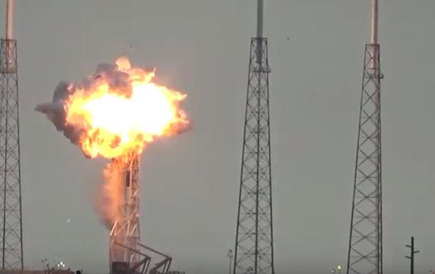 Был выявлен индустриальный дефект ракет Falcon 9